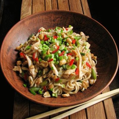 wok с овощами pizzerman
